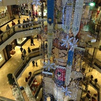 Photo taken at Water Tower Place by Earl V. on 12/28/2012