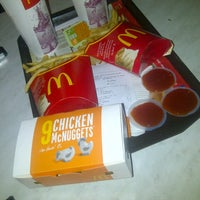 Photo taken at McDonald's by Nur Olivia B. on 11/16/2012