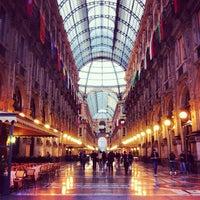 Foto scattata a Galleria Vittorio Emanuele II da Olga L. il 10/10/2012