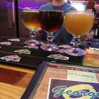 Photo taken at George's Restaurant & Bar - Westrock by Josh B. on 1/5/2013