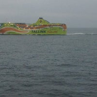 Photo taken at Tallink M/S Star by Andrei S. on 12/12/2012