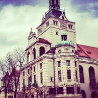 Photo taken at Bayerisches Nationalmuseum by Chris V. Holzwarth on 4/8/2013