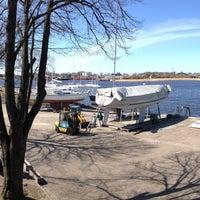 Photo taken at Pärnu Jahisadam by Анечка on 5/2/2013
