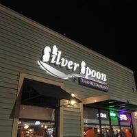 Photo taken at Silver Spoon Thai Restaurant by David B. on 1/27/2017
