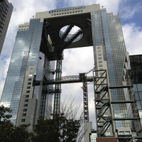 Photo taken at Umeda Sky Building by 森 景. on 1/10/2013