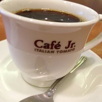 Photo taken at イタリアン・トマト カフェジュニア 千日前通り店 by 森 景. on 1/13/2013