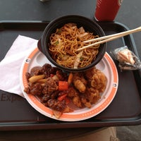 Photo taken at Panda Express by Ismaelito R. on 5/20/2013