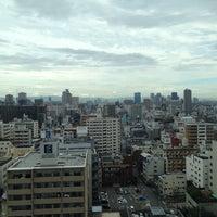 Photo taken at Sheraton Miyako Hotel, Osaka by Vincent T. on 9/3/2013