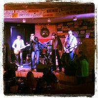 Снимок сделан в Музыкальный клуб «Колесо» пользователем Andrey 12/2/2012