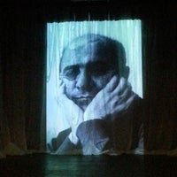 Photo taken at Dr. hidayet sayin salonu by Aliye Y. on 1/17/2013