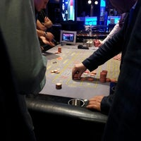 Photo taken at Casino Cirsa Valencia by Janaina Maria R. on 6/3/2013