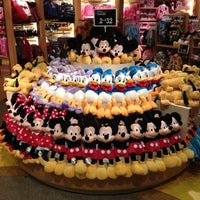 Photo taken at Disney store by Gökmen Ö. on 10/26/2012