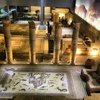 3/16/2013 tarihinde Gökmen Ö.ziyaretçi tarafından Zeugma Mozaik Müzesi'de çekilen fotoğraf