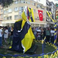 9/15/2012 tarihinde Ercan E.ziyaretçi tarafından Yoğurtçu Parkı'de çekilen fotoğraf