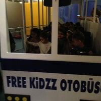 Photo taken at Free Kidzz Çocuk Müzesi by Suzan Dilara T. on 2/27/2013