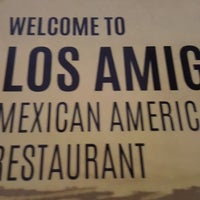 Photo taken at Los Amigos by Raymond W. on 7/7/2017
