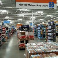 Photo taken at Walmart Supercenter by Raymond W. on 10/11/2016