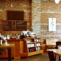 Photo taken at Victrola Cafe and Roastery by Rachid A. on 6/8/2013