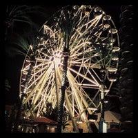 Photo taken at Giant Wheel by Sari K. on 10/21/2012