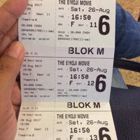 Photo taken at Blok M 21 by Ceilma A. on 8/26/2017