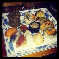 Photo taken at Miya's Sushi by William W. on 3/7/2013