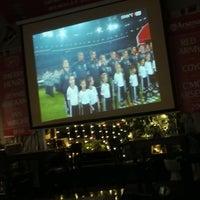 Photo taken at Arena Corner Söröző by Tobias D. on 10/11/2016