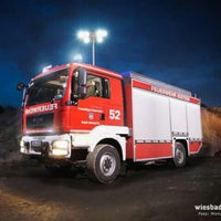 Photo taken at Freiwillige Feuerwehr Idstein by Volker on 3/17/2017