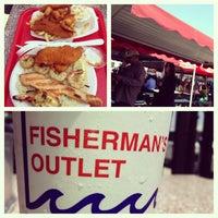 Photo taken at Fisherman's Outlet by worshipwalk on 5/10/2013