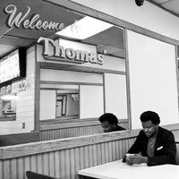 Photo taken at Thomas Hamburgers by Thomas E. on 6/19/2015