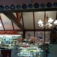 Photo taken at Andersen's Danish Bakery & Restaurant by Christine on 10/22/2012