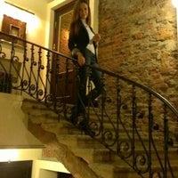 Снимок сделан в Brasserie de Metropole пользователем Александра Н. 12/14/2012