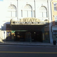 Photo taken at State Theatre Center for the Arts by Anthony A. on 12/6/2012