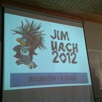 Photo taken at Facultad de Medicina by Loreto Q. on 10/26/2012