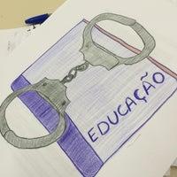Photo taken at Faculdade Cenecista de Osório (FACOS) by Andressa V. on 8/21/2014