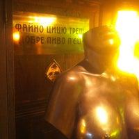 Снимок сделан в Ресторан-пивоварня «Кумпель» пользователем Irina K. 1/18/2013