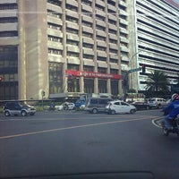 Photo taken at Bank of the Philippine Islands Head Office by Arthur S. on 2/12/2013