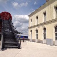 Photo taken at Gare SNCF de La Roche-sur-Yon by Jean-Charles B. on 7/1/2013