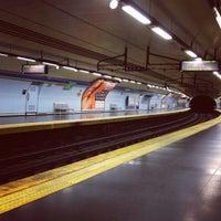 Photo taken at Metro Quintana by Ymiapendice on 1/27/2013