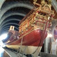 Foto tomada en Museu Marítim de Barcelona por Alfons el 6/16/2013