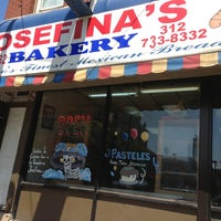 Photo taken at Josefina's Bakery by Ece on 8/17/2013