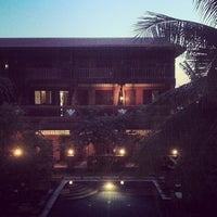 Photo taken at Downtown Siem Reap Hotel by Svetlana S. on 12/4/2013