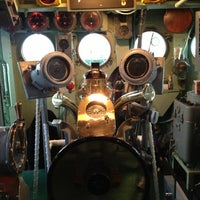 Photo taken at Intrepid Sea, Air & Space Museum by James R. on 10/28/2012