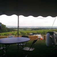 Photo taken at Vynecrest Vineyard & Winery by Nate R. on 7/19/2014