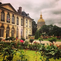 Photo taken at Rodin Museum by Elena H. on 7/3/2013