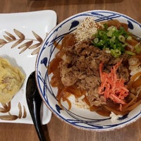 Photo taken at Marugame Udon by Bertha S. on 12/4/2017
