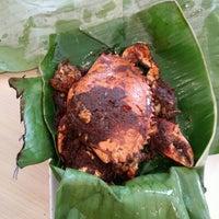 Photo taken at Rasane Seafood & Ikan Bakar by Bertha S. on 10/12/2014