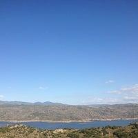 10/30/2012 tarihinde önder A.ziyaretçi tarafından Çine Baraji seyir tepesi'de çekilen fotoğraf
