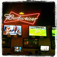 Photo taken at Half Time Pub & Grub by Cassie W. on 9/16/2012