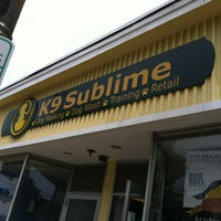 Photo taken at K9 Sublime by Pete on 6/6/2013
