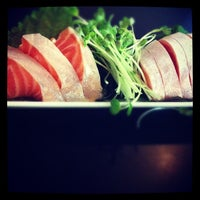 Photo taken at The Sushi Bar 1 by Christopher on 11/20/2012